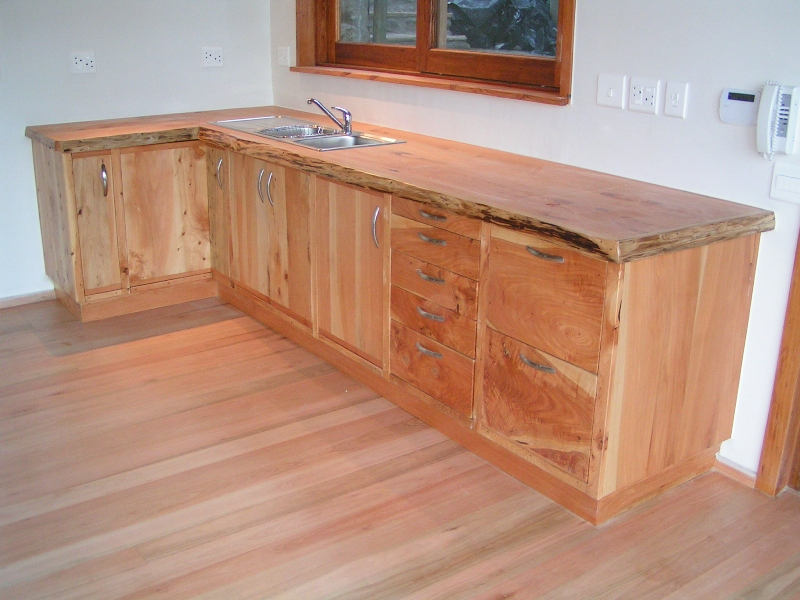 Cypress Kitchen Unit Forest Creations