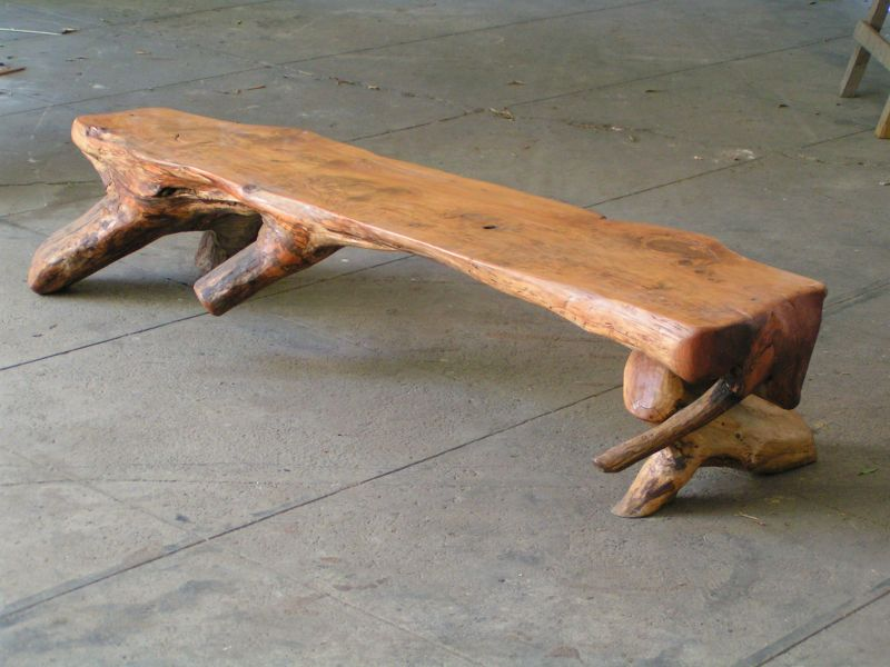 Benches Forest Creations