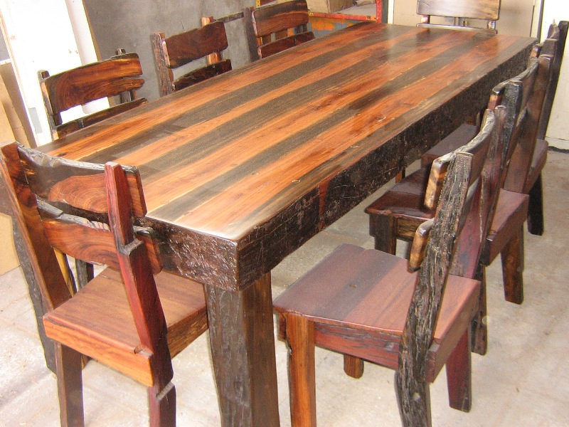Dining Tables Forest Creations