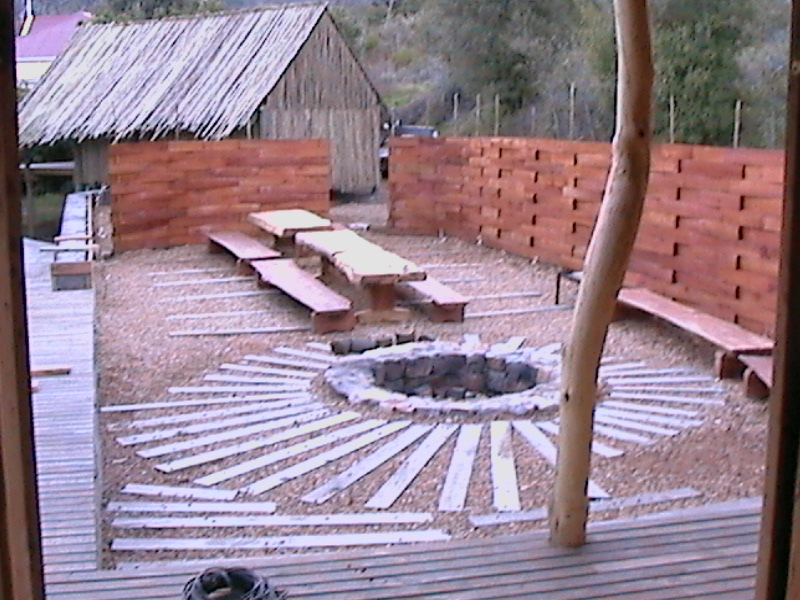 Fire Pit Hout Bay Forest Creations