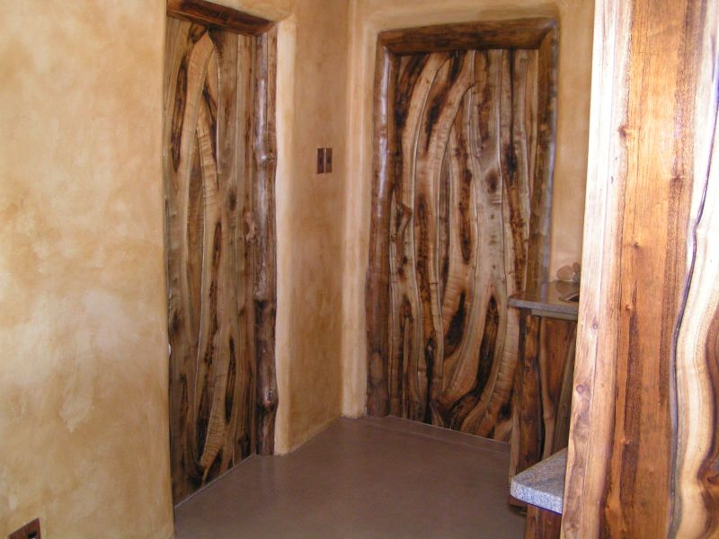 Stinkwood Rustic Doors & Stinkwood Rustic Doors | Forest Creations