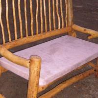 Bluegum Log Couch.JPG