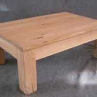 Sand Basted Cypress Coffee Table.JPG