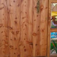 Stone Pine Rustic Panelled Pivot Door.JPG