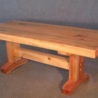 Stone Pine Solid T-Leg Table.JPG