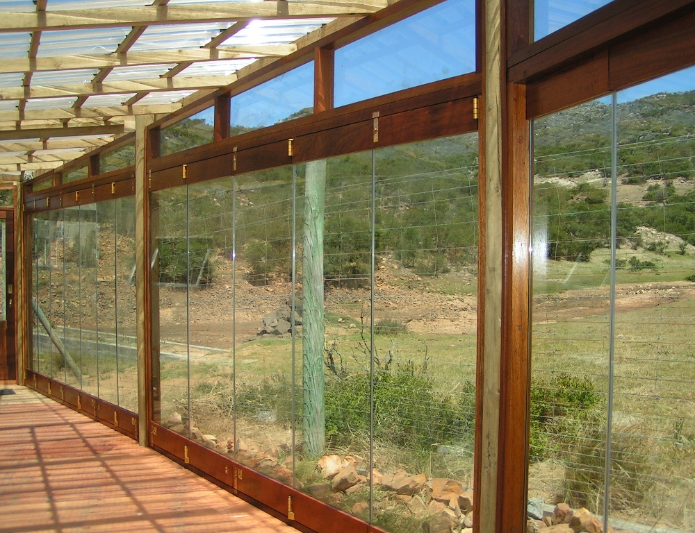 Wooden frameless stacking doors forest creations wooden frameless doors cape town planetlyrics Image collections